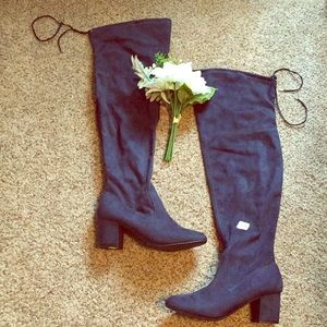 NWT Lane Bryant Over The Knee Boots